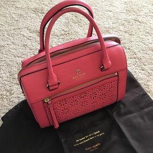 Kate Spade eyelet purse